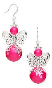 christmas earrings 517 best beaded christmas earrings images on christmas