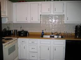 white kitchen cabinets with aqua backsplash our diy white kitchen renovation the reveal abby lawson