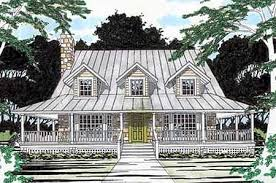 1 house plans with wrap around porch farmhouse plans e architectural design page 2