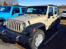 desert tan jeep liberty gobi 2017 wrangler sighting u2013 kevinspocket