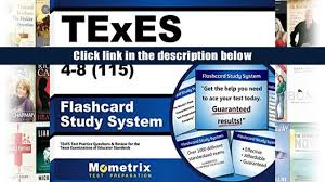 download pdf texes mathematics 4 8 115 flashcard study system