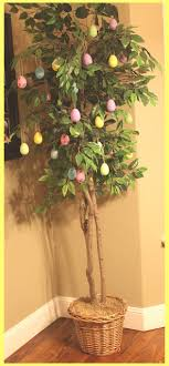 easter ornament tree easy diy easter egg ornament tree a sparkle of genius