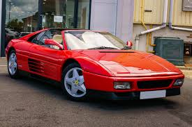 ferrari gold and black used ferrari 348 cars for sale with pistonheads