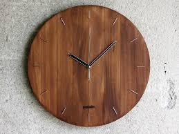 Futuristic Clock by Big Oval