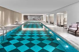 swimming pool room best hotels with indoor pools in spas or on rooftops in nyc