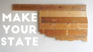 wood state make your state from reclaimed wood modern builds ep 12