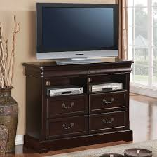 acme roman empire ii canopy bedroom set in black faux leather