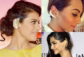 ear cuffs india trendy alert how to wear ear cuffs like a
