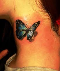 best small 3d butterfly tattoos for insigniatattoo com
