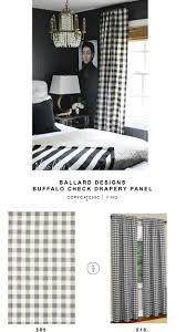 best 25 check curtains ideas on pinterest country family room ballard designs buffalo check drapery panel copy cat chic