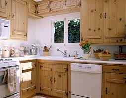 wood cabinets kitchen understand cabinet materials better homes gardens