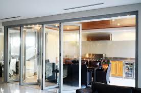 Bi Fold Doors Exterior by Aluminium U0026 Timber Bifold Doors Perth Bi Fold Doors Door Stop