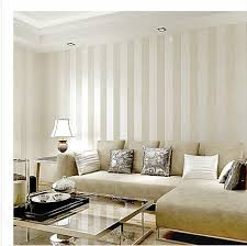 Decor Picture More Detailed Picture by Living Room Striped Wallpaper Centerfieldbar Com