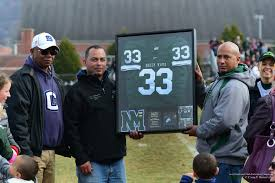 thanksgiving 1994 new milford gridiron club inducts first player into hall of fame