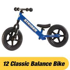 Bike To Work Week Presented by Amazon Com Strider 12 Classic Balance Bike Ages 18 Months To 3