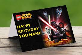 star wars birthday card u2013 gangcraft net