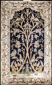 Kashmir Rugs Price 5 By 3 Silk Carpets And Rugs In Mumbai India
