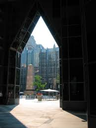 gallery of ad classics ppg place john burgee architects with