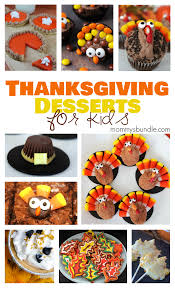 festive thanksgiving desserts for thanksgiving holidays