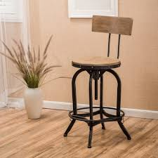 kitchen island stools with backs industrial adjustable bar stools black kitchen island chairs with