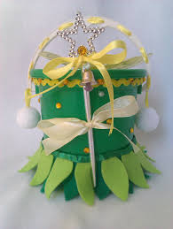 tinkerbell themed party pack bucket partipax