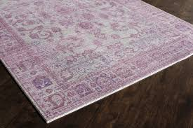 Lavender Area Rugs Rugs America Asteria Cascading Lavender Area Rug Reviews Wayfair