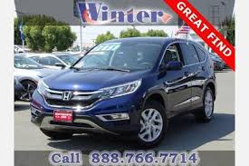 honda crv used certified used 2015 honda cr v for sale pricing features edmunds
