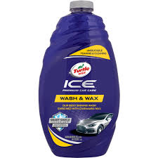 Home Products To Clean Car Interior Blue Coral Wash U0026 Wax Concentrate 100 Washes 100 Fl Oz Walmart Com