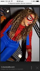 jumpsuit spider man costume beyonce fashion halloween costume