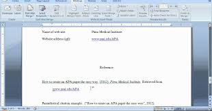 ideas collection how to cite a website on reference page in apa