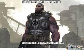 Gears Of War Meme - video game logic gears of war by mwandia meme center
