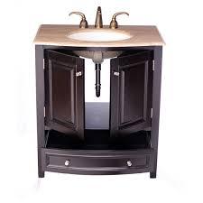 32 u201d naomi bathroom vanity single sink cabinet espresso finish