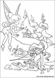 periwinkle and tinkerbell coloring pages free printable secret