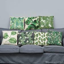 Lawn Chair Cushion Covers Tropical Cushion Covers Hibiscus Flowers Throw Pillows Covers