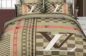Louis Vuitton Bed Set Louis Vuitton Bedding