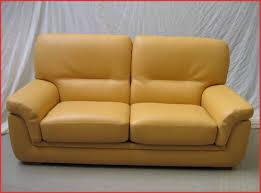 canape jaune cuir canape jaune cuir 142001 corinthe ensemble grand 2 places petit