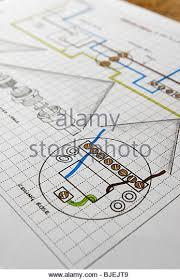 wiring diagram stock photos u0026 wiring diagram stock images alamy