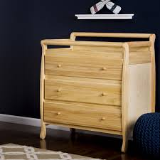 Wood Changing Table Liberty Collection 3 Drawer Changing Table On Me