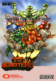 king of the monsters set 1 rom u003c mame roms emuparadise