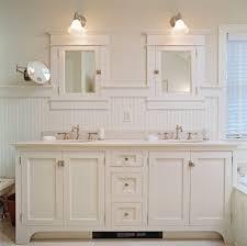 farmhouse bathroom lighting cottage style bathroom vanities