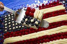 Flag Sheet Cake The Cake That Brought Ina Garten And Taylor Swift Together New