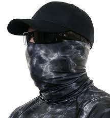 Sun Protective Cycling Clothing Amazon Com Aqua Design Fishing Sun Mask Camo Multipurpose Face