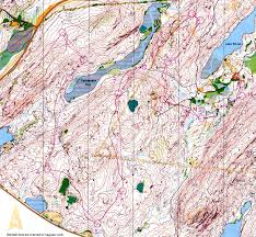 West Point Map Maps For Upcoming A Meets Attackpoint Orienteering Training