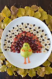 turkey fruit platter healthy fruit platter for thanksgiving pear