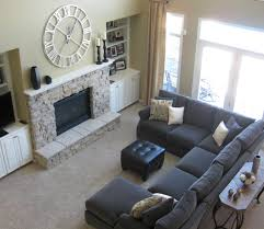 Pottery Barn Living Room Ideas by Unusual Ideas Design Beige And Grey Living Room Pleasing