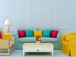 Colorful Living Rooms InteriorCharm - Colorful living room