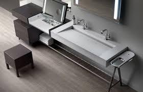 Built In Vanity Dressing Table Bath Vanity With Built In Dressing Table By Dedecker