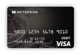 preloaded debit card prepaid cards 101 netspend prepaid