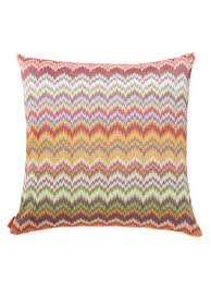 Missoni Home Prudence Cushion Home Fashion Trends Pinterest