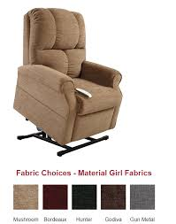power lift chairs with zero gravity lay flat feature medicare